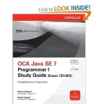 Plano de Estudos - Oracle Certified Associate Java SE 7